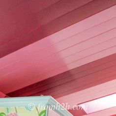 How to Install Styrofoam Faux Tin Ceiling Tiles Spray Painting Wood Furniture, Painted Outdoor Furniture, Metal Patio Furniture, Morton Building Homes, Wall Trellis, Faux Tin Ceiling Tiles, Paint Metal, Deck Makeover, Trending Paint Colors