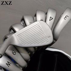 ZXZ Golf Clubs Iron G30 Golf Irons Golf club jpx900 XR MB 716 TMB 718 honma P3 mp 5 MP900 putter wedge hybrid complete set Mp 5, Golf Irons, Golf Clubs, Wedges, Irons, Wedge, Wedge Sandals, Wedge Sandal