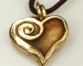 Whirlwind Love Pendant