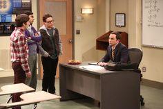 Season 8, Episode 2, The Big Bang Theory,Sheldon the teacher