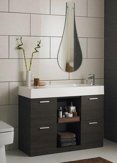 Ruimte creëren in de kleine badkamer