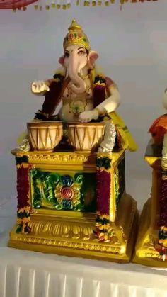 Ganesha Drawing, Ganesha Painting, Lord Shiva Painting, Shree Ram Images, Ganpati Bappa Wallpapers, Rama Image, Dove Pictures, Ganesh Chaturthi Images, Hanuman Images