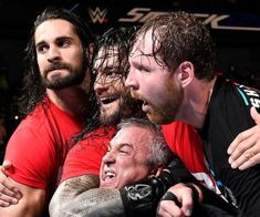 Hot Men, Hot Guys, The Shield Wwe, Total Divas, Roman Reigns, Roman Empire, Big Dogs, Romans, Legends