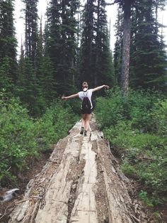 Imagen de girl, forest, and nature