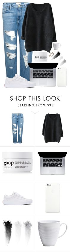 """""""#41"""" by oneandonlyfashion ❤ liked on Polyvore featuring Frame, Vans, NARS Cosmetics and Michael Aram"""