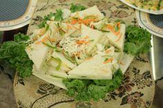 Russian Salad Sandwiches Recipe   Official Masala TV Ramadan Recipes Recipes