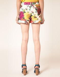 ASOS: ted baker floral shorts (via oh joy!)