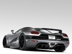 there's just something about a koenigsegg agera
