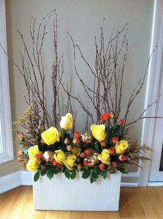 Corporate Event Flower Arrangement Portfolio - B. Ray Floral Design