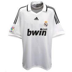 realmadrid jersey 2008-2009 Real Madrid a589b7398a643