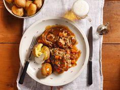 Virgentaler Schöpsernes Chicken Wings, Meat, Sissi, Food, Carrots, Beef, Recipies, Essen, Meals