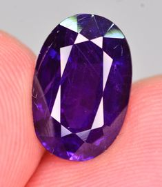 4.64 CT NATURAL RARE COLOR CHANGE SAPPHIRE Tanzanite Stone, Sapphire Stone, Topaz Gemstone, Gemstone Jewelry, Amethyst, Minerals And Gemstones, Crystals Minerals, Rocks And Minerals, Stones And Crystals