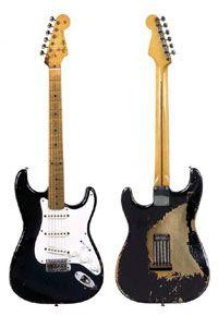 Eric Clapton's 'Blackie'