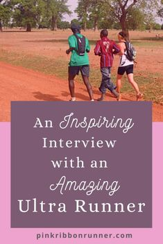 Ultra runners run some crazy long distances. Why do they do this? And how can they run so far? I interviewed an amazing ultramarathoner to learn the answers to these questions. Running Half Marathons, Marathon Running, Barkley Marathon, Ultra Marathon, Mental Strength, How To Start Running, Big Challenge, Running Workouts, How To Run Longer