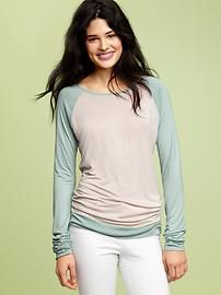 Just bought this in black and khaki. Super cute and SUPER comfy!