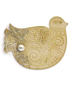 Take a look at this Bird Beth Reames Bigz Die & Textured Impressions Set by Sizzix on #zulily today!