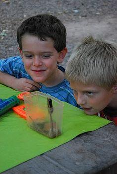 Adventurousazmom.blogspot.com. GREAT blog with lots of information on local AZ kid's activities.