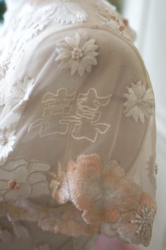 HdeP Bridal Details - Secret Symbols bespoke and made to order wedding dresses and wedding outfits. Bridal couture dresses for weddings with unique embroidery. Wedding Designs, Wedding Styles, Wedding Photos, Hermione, Couture Dresses, Veils, Monograms, Ethereal, Flower Designs