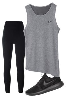"""Untitled #15"" by tamas-erdos on Polyvore featuring Yeezy by Kanye West, NIKE, men's fashion and menswear"