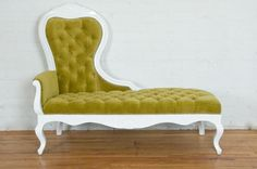 olive green sexy chair