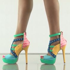 Yes!! ♥ these are perfect for a teal blouse and a pair of skinnys!!!!