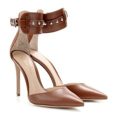 Leather pumps - high heel - pumps - shoes - Luxury Fashion for Women / Designer clothing, shoes, bags