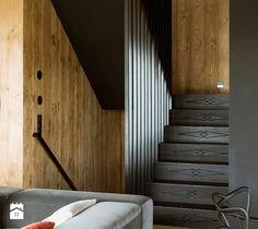 Mountain Cottage - Schody, styl nowoczesny - zdjęcie od HOLA DESIGN