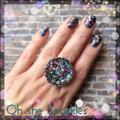 Oh she Sparkles~ By Sweet Treats Jewelry