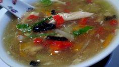 Pekingská kuřecí polévka