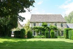 Weir House, Bruern, Chipping Norton, Oxfordshire, England. Self Catering Holiday in Britain.