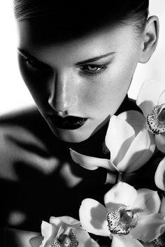 """Black and White Magic"" by Polina Viljun"