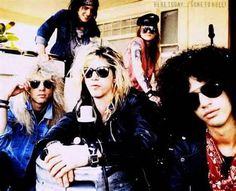 Fave band ❤❤ #gnr