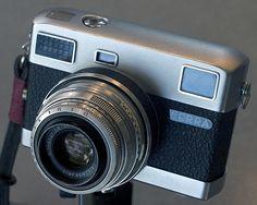 Werra Matic with CZJ Tessar 50mm f2.8, by SteveMPhoto, via Flickr
