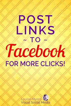 How many ways can you post a link on Facebook? Here are 7 ways! Check them out and see which gets the most engagement and clicks on YOUR Fan Page! Facebook Marketing Strategy, Social Media Marketing, Digital Marketing, Facebook Engagement Posts, Social Media Calendar, Social Media Quotes, How To Use Facebook, Facebook Business, Blogging For Beginners