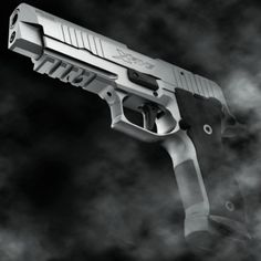 New SIG SAUER X-Series Modular Pistol in 9mm and .40 S