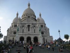Sacre Couer, Monte Marte .. beautiful!  Would love to go back there.