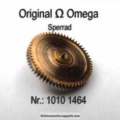 Omega Spannrad Part Nr. Omega 1010-1464 Cal. 1010 1011 1012 1020 1021
