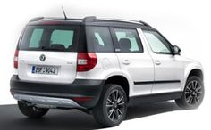 Skoda Yeti 2.0 TDI CR Adventure  Special Edition with £2.5k worth of Spec including Sat Nav  Special Offer: Contract Hire from £199.00 + VAT...