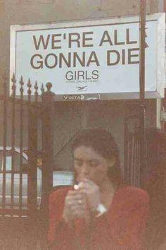 indie, retro, grunge, soft grunge, vintage- we´re all gonna die girls Rauch Fotografie, Provocateur, Retro Aesthetic, Soft Grunge, Grunge Style, Grunge Look, Grunge Girl, 90s Grunge, Aesthetic Pictures