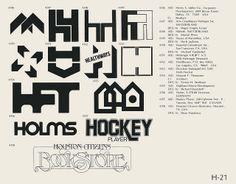 H-21 / World of Logotypes