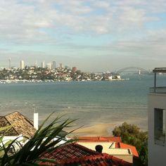 Sydney today...