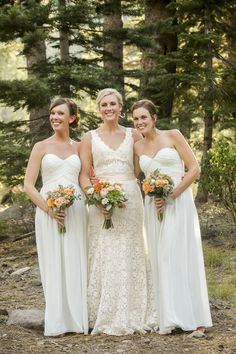 Vintage Truckee River Wedding at Painted Rock Lodge