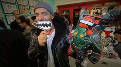 Presentación Momishtoys™ by Welldone Tattoo Studio  by: Juan Manuel (Piranha) Sancho - Mariano Castiglioni - Jair Dominguez Dumois - Carlos Carrera - Leandro Mazo  + www.momishtoys.com