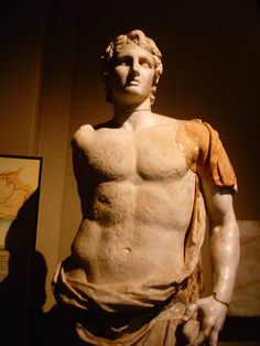 Alexander the Great, Archaeology Museum, Istanbul, Turkey