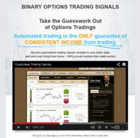 Guaranteed Trading Signals – Automatic Binary Options Alerts: GTS is intelligent combination of software and ELITE TRADERS alerts to provide the very best opportunities to maximize binary options trading performance and profits!  www.guruagent.com/gua Fapturbo is the only automated forex income solution that doubles real monetary deposits in under a month