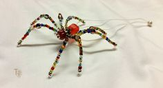 Itsy Bitsy Christmas Spider; Legend of the Christmas Spider; Red Multi-color…