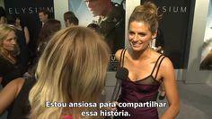 "Hot Hits: Stana Katic @ ""Elysium"" premiere - Aug. 7, 2013 (legendado) [HD]"