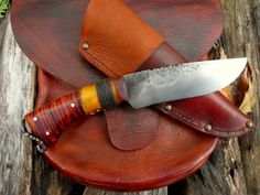 Gallery of handcrafted-knives and bowies. hand-forged and hand-made