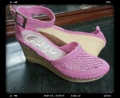 Crochet Shoes, Crochet Clothes, Knit Crochet, Make Your Own Shoes, How To Make Shoes, Knitting Patterns, Crochet Patterns, Spring Boots, Shoe Crafts