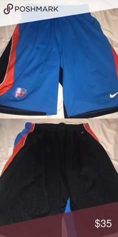 39fb977c992e Nike KD Kevin Durant basketball shorts Excellent shape size L Nike Shorts  Athletic Kevin Durant Basketball